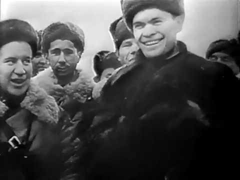 Прорыв блокады Ленинграда 1943