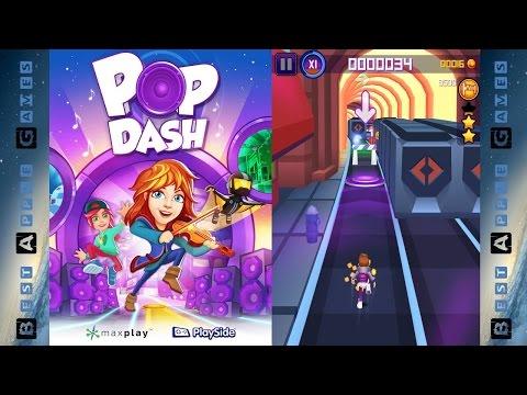 Pop Dash (HD GamePlay)