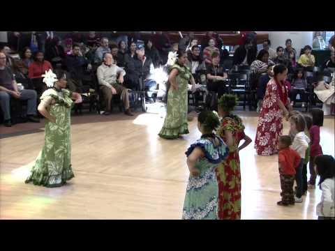 Hālau O 'Aulani - Hawaiian Dance
