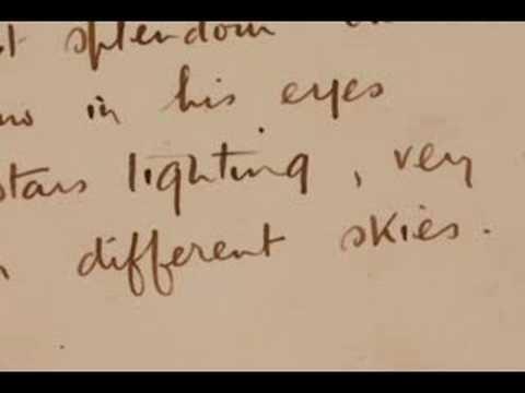 Wilfred Owen in Voices in Wartime
