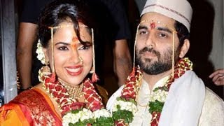 Sameera Reddy Marriage Photos