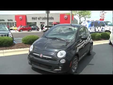 First Fiat Dealer Grand Opening