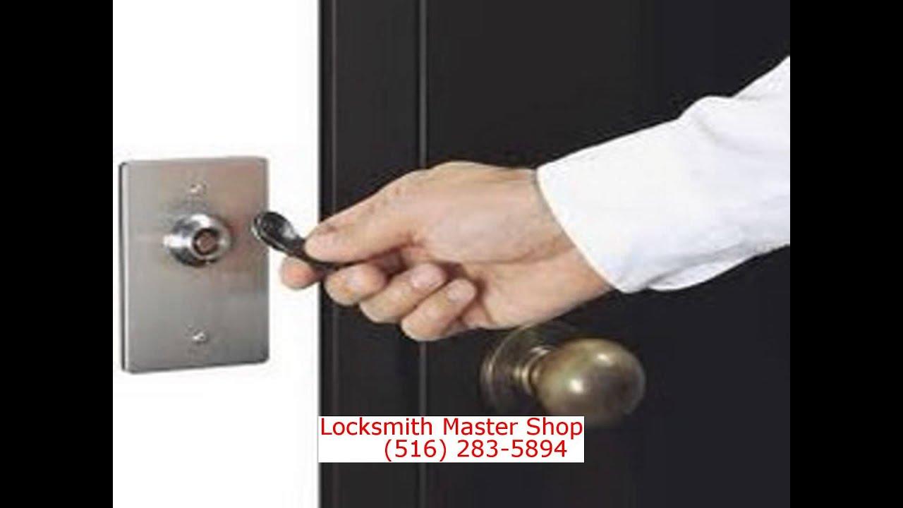 Locksmith In Garden City NY   24/7 Emergency Locksmith Service (516)  283 5894 Call US NOW
