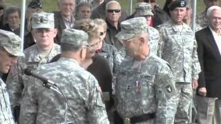 34th Infantry Division Change of Command