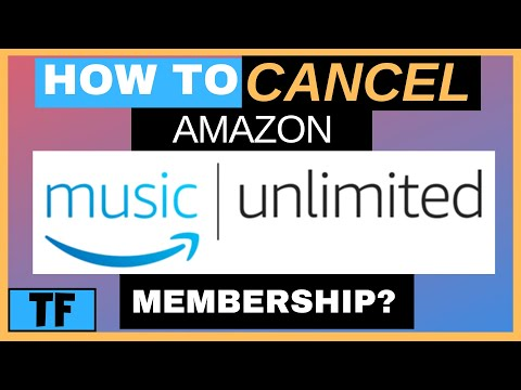 How To Cancel or End Your Amazon Music Unlimited membership so you won't be charged? (2019) Mp3