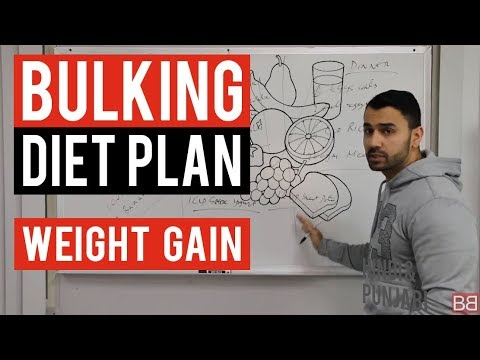 Nutrition for Bulking: 10 Tips for Intelligent Muscle Gain