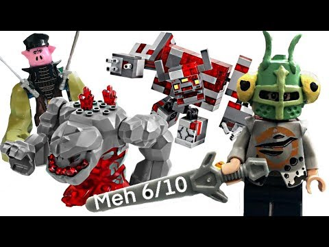LEGO Hard Truths Or Hot Takes? - J2gOSRS #60