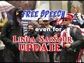Free Speech Even For Linda Sarsour Update