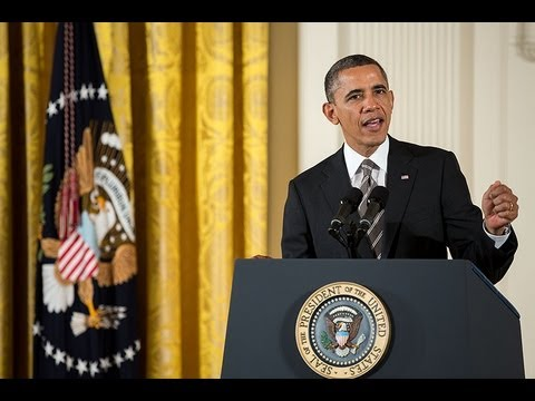 President Obama Presents the 2012 Presidential Citizens Medals