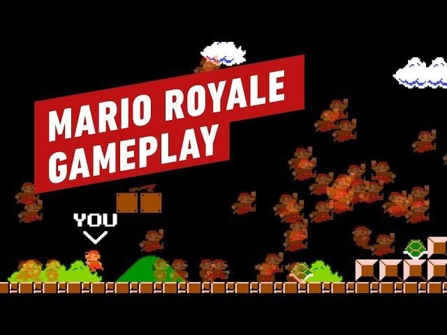 Após pressão da Nintendo, 'Mario Royale' é tirado do ar
