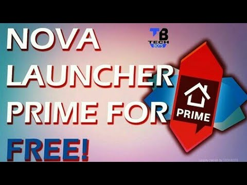 nova launcher prime 1.1 cracked apk for android