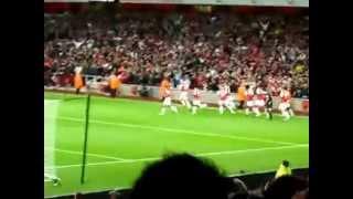 Denilson Goal - Arsenal v Newcastle