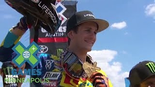 Jarryd McNeil: The Real Cost Keys to Success | X Games Minneapolis 2017