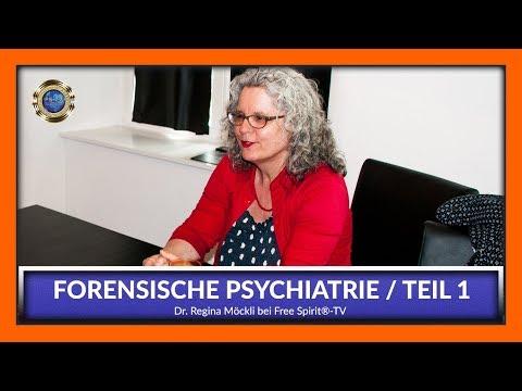 Forensische Psychiatrie - Eine Ärztin packt aus! Regina Möckli bei Free Spirit®-TV / Teil 1