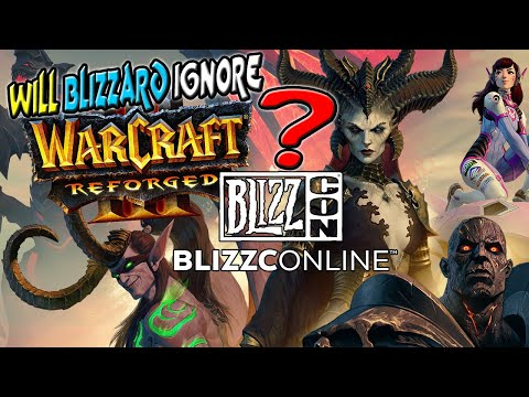 Will BLIZZCON Talk about Warcraft 3 REFORGED?