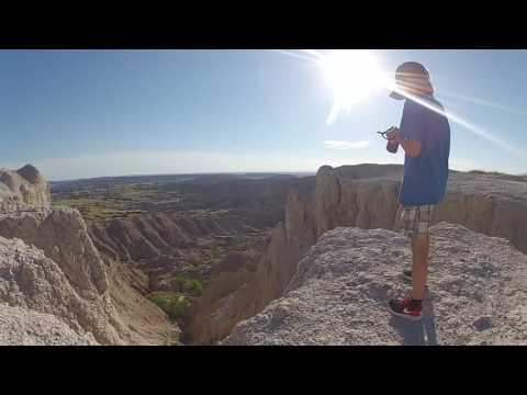 South Dakota EPIC Road Trip July 2016
