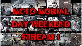 MOTO-MORIAL DAY Weekend Streams Day 1 - MX Superfly
