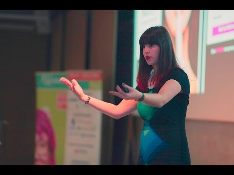 Keren Elazari's Keynote Speech at WE Europe 2016