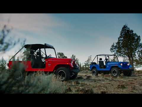 Mahindra ROXOR Now Available At Carns Equipment Clearfield PA