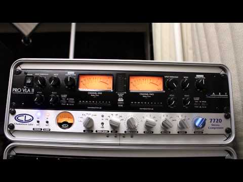 Get Outboard Gear Into Your DAW- Compressors, Preamps - Focusrite Saffire Pro 40