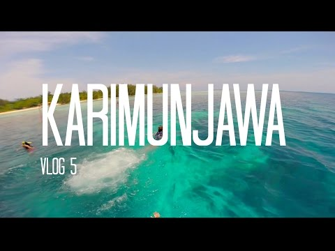 IN PARADISE- Karimunjawa (Java) vlog 5
