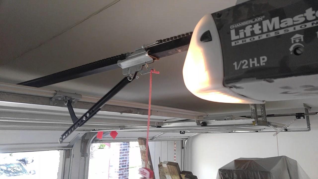 Lift Master Garage Door Opener Parts Diagram