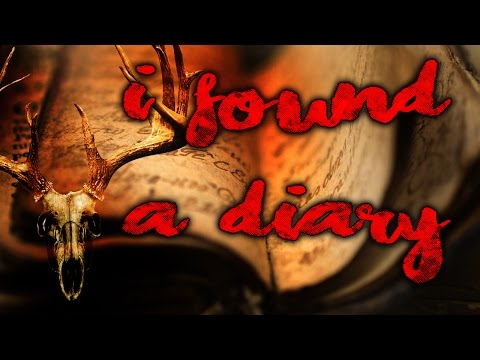 """""""I Found a Diary"""" by unsettlingstories.com   CreepyPasta Storytime"""