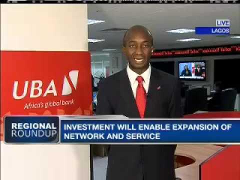 Ebel Edwin Egbue - UBA Liberia