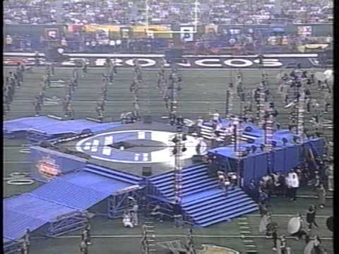 SUPERBOWL Halftime Show 1998 ⅩⅩⅩⅡ Motown