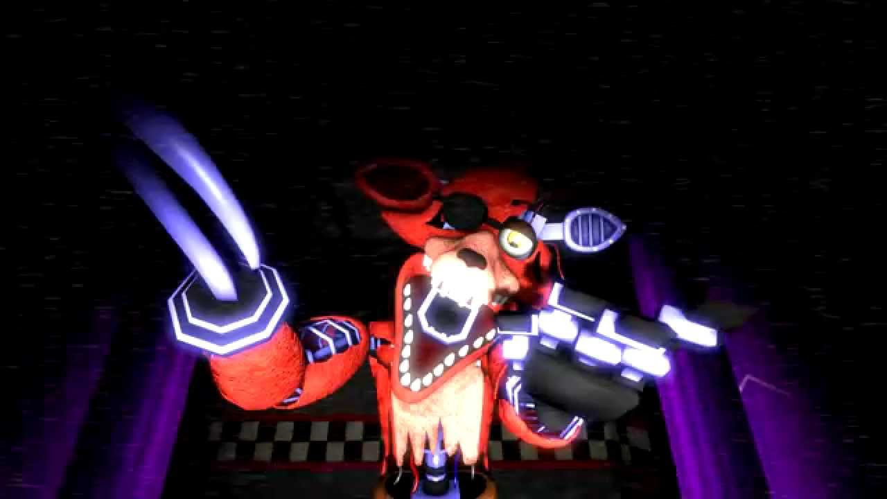 Withered/Unwithered Foxy Voice by David Near