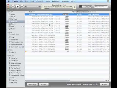 Download AM/FM Radio Shows as MP3 to PC