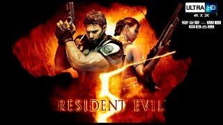 Resident evil 5 pelicula completa en español latino