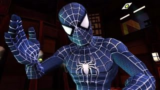 Spider-Man Friend or Foe All Cutscenes (Game Movie) Full Story HD