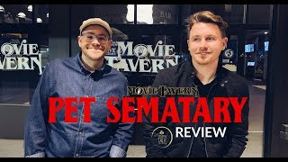 PET SEMATARY Movie Review | Tavern Talk