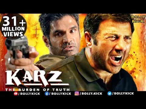 Karz Full Movie | Hindi Movies 2019 Full Movie | Sunny Deol Movies | Sunil Shetty Movies