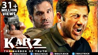 Video Karz Full Movie | Hindi Movies 2018 Full Movie | Sunny Deol Movies | Sunil Shetty Movies download MP3, 3GP, MP4, WEBM, AVI, FLV Juli 2018