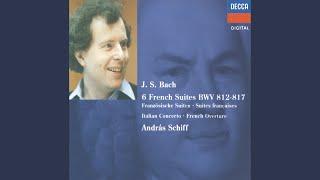 J.S. Bach: Ouverture nach Französischer Art, BWV 831 - 6. Bourrée I-II