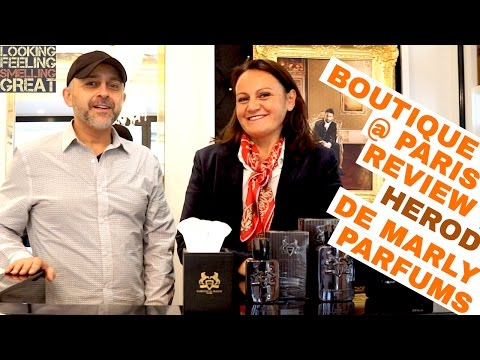 Parfums De Marly Herod Review @ Paris Boutique (CLOSED)