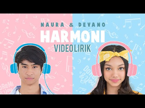 Naura & Devano - Harmoni (OST. Doremi & You | Coming Soon Juni 2019) | Official Video Lirik