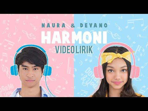 Free Download Naura & Devano - Harmoni (ost. Doremi & You | Coming Soon Juni 2019) | Official Video Lirik Mp3 dan Mp4