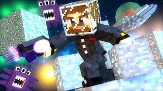 ВОЙНА ЗА РЕСУРСЫ В КОСМОСЕ - Meteor Miners Minecraft