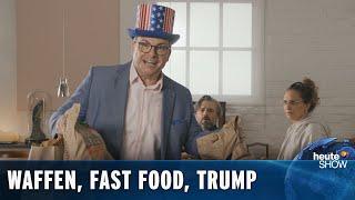 Die USA können nix außer Fastfood und Kriege anzetteln!