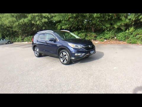 2015 Honda CR-V Columbia, Lexington, Irmo, West Columbia, Aiken, SC 439753A