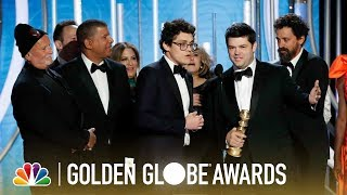 Spider-Man: Into the Spider-Verse Wins Best Animated Motion Picture - 2019 Golden Globes (Highlight)