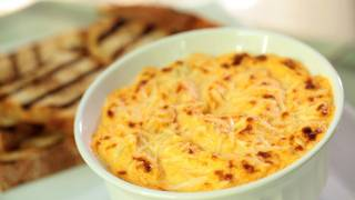 Spicy Crab And Artichoke Dip Recipe || Kin Eats