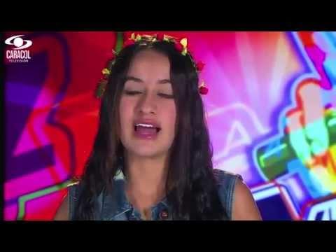 Mariana cantó 'Tu peor error' de La Quinta Estación - LVK Colombia- Audiciones a ciegas - T1