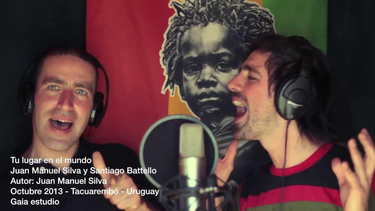 Tú lugar en el mundo: Juan Manuel Silva y Santi Battello