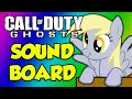 Call Of Duty MLP Soundboard Compilation Bad Language Warning mp3