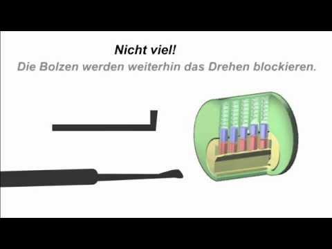 Einführung in Lockpicking - LockpickingStore.com