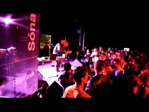 Yamaha Yoga LIVE by Hermigervill at Sonar Reykjavik 2013